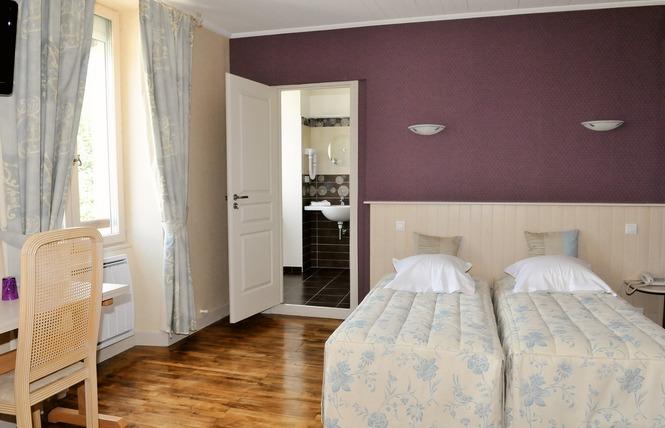HOTEL RESTAURANT L'AMPHITRYON 10 - Coudray