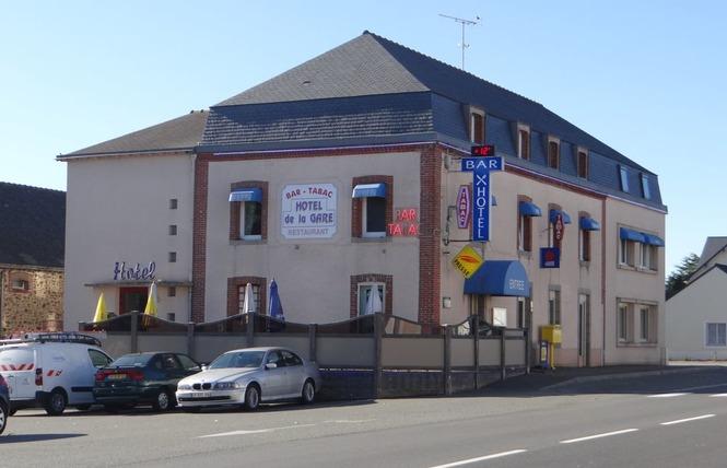 HOTEL RESTAURANT DE LA GARE 1 - Cossé-le-Vivien