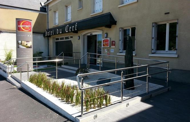 HOTEL LE CERF 1 - Château-Gontier-sur-Mayenne