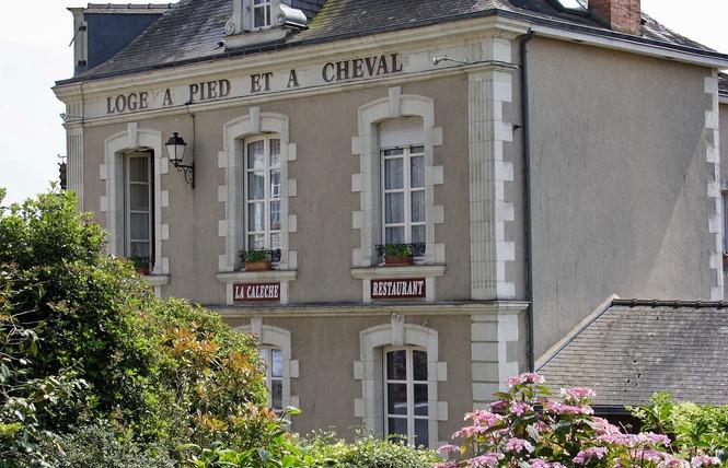 HÔTEL LE RELAIS DE LA CALECHE 1 - Saint-Denis-d'Anjou