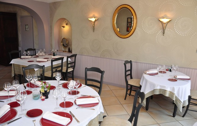 HOTEL RESTAURANT L'AMPHITRYON 15 - Coudray