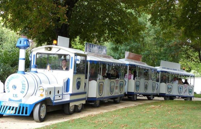 PETIT TRAIN TOURISTIQUE - LE CASTROGONTERIEN 2 - Château-Gontier-sur-Mayenne