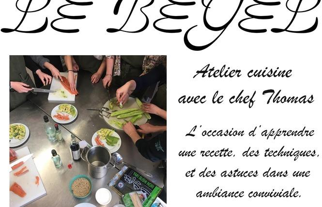 ATELIERS CUISINE AU BEYEL 1 - Origné