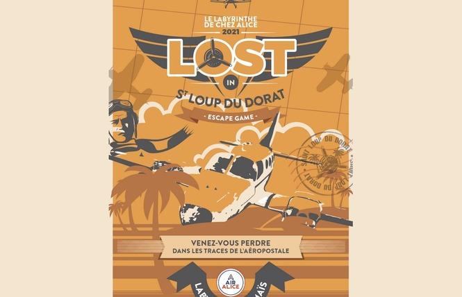 LABYRINTHE : LOST IN SAINT-LOUP-DU-DORAT 1 - Saint-Loup-du-Dorat