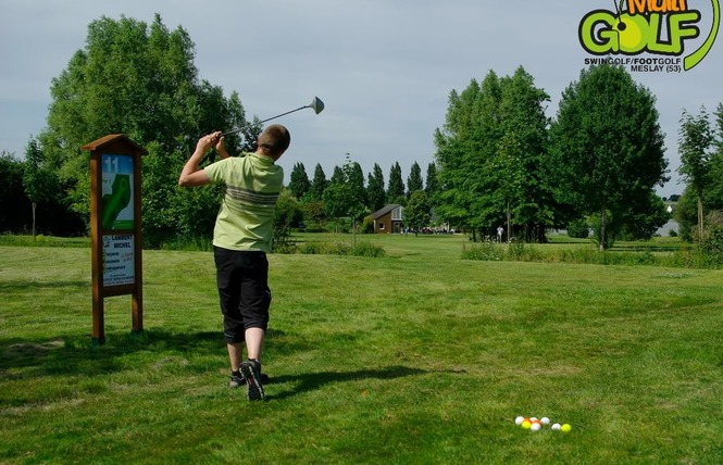 SWINGOLF DE MESLAY 2 - Saint-Denis-du-Maine