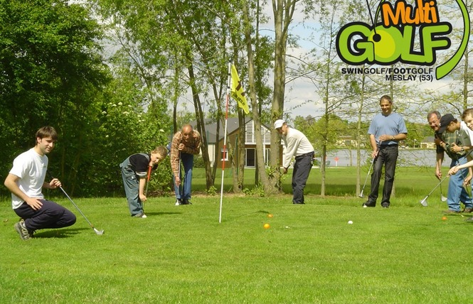 SWINGOLF DE MESLAY 3 - Saint-Denis-du-Maine
