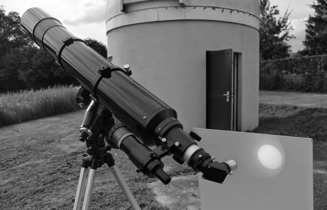 OBSERVATOIRE M53 MAYENNE ASTRONOMIE 4 - Maisoncelles-du-Maine