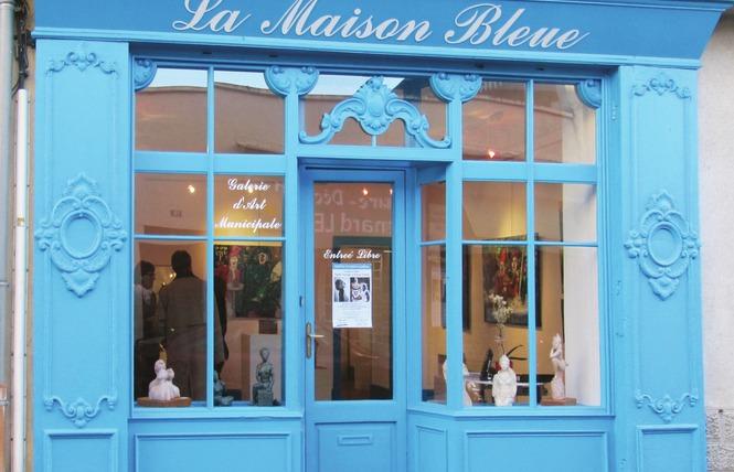 GALERIE D'ART MUNICIPALE ''LA MAISON BLEUE'' 2 - Craon