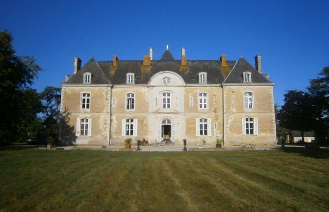 CHÂTEAU DE NOIRIEUX 1 - Bierné-les-Villages
