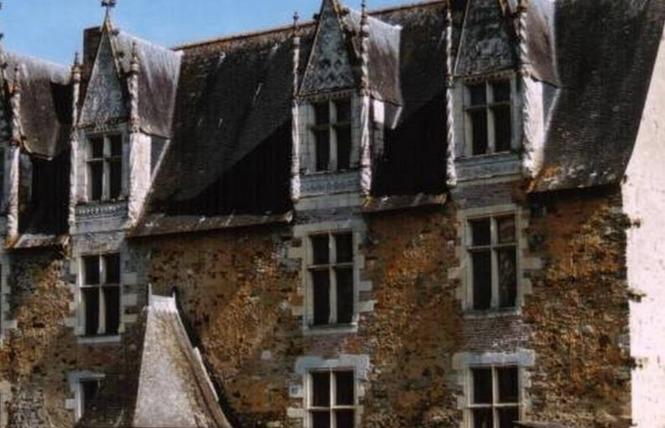 CHÂTEAU DE MORTIERCROLLES 2 - Saint-Quentin-les-Anges