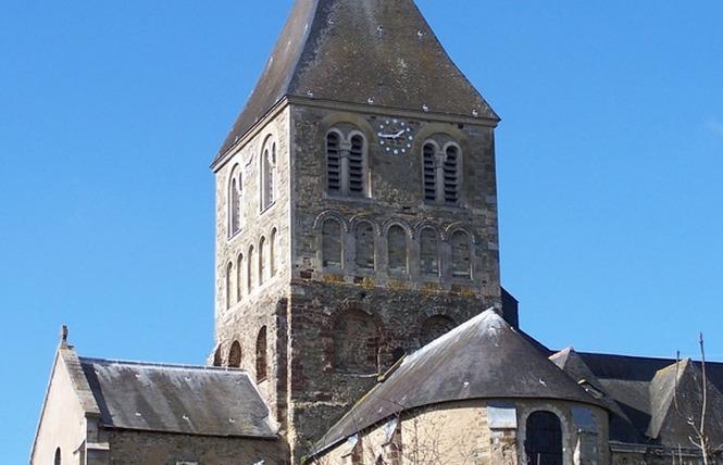 EGLISE SAINT JEAN BAPTISTE 3 - Château-Gontier-sur-Mayenne