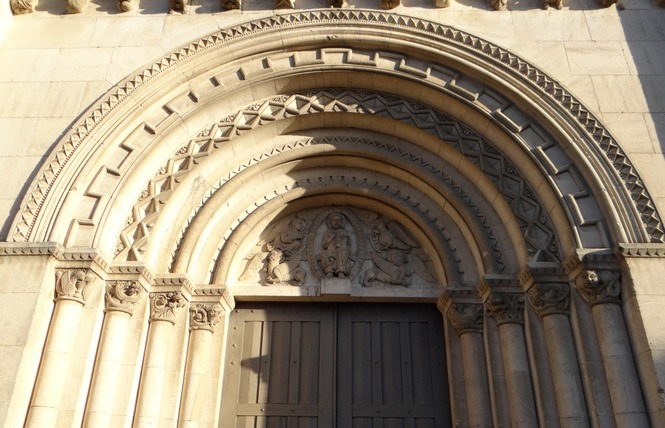 EGLISE SAINT JEAN BAPTISTE 4 - Château-Gontier-sur-Mayenne