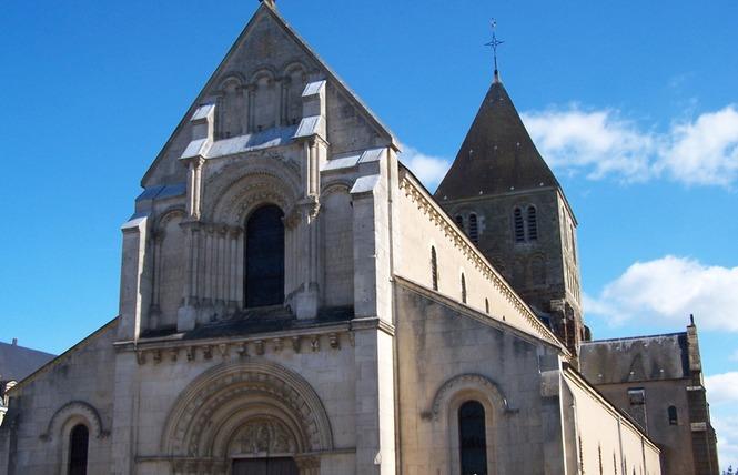 VISITE GUIDÉE DE CHÂTEAU-GONTIER 1 - Château-Gontier