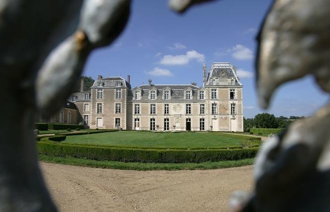 LES JARDINS DU CHATEAU DE LA RONGERE 10 - La Roche-Neuville