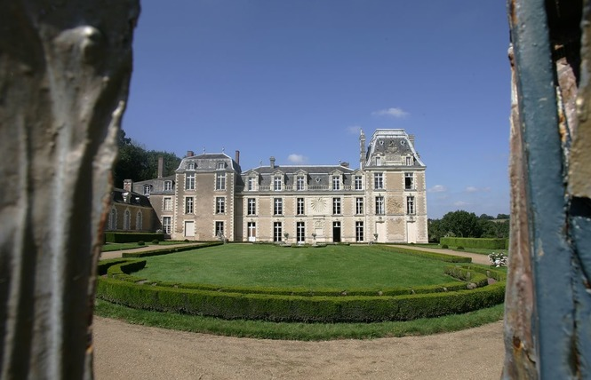 LES JARDINS DU CHATEAU DE LA RONGERE 1 - La Roche-Neuville