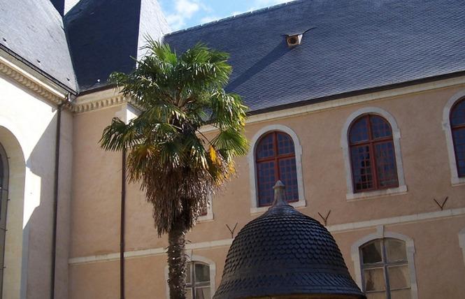 VISITE GUIDÉE DU COUVENT DES URSULINES 2 - Château-Gontier
