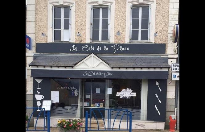 RESTAURANT CAFÉ DE LA PLACE 4 - Villiers-Charlemagne