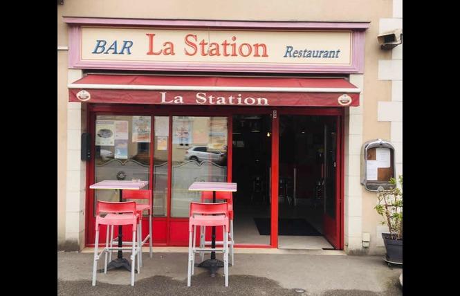 RESTAURANT LA STATION 1 - Craon