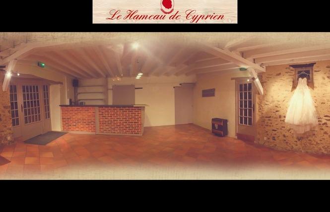 LE HAMEAU DE CYPRIEN - RÉCEPTION 1 - Quelaines-Saint-Gault