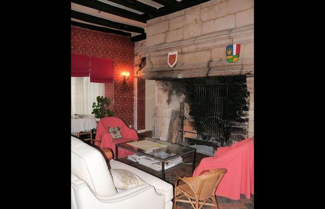 LA MAISON DU ROI RENÉ - SÉMINAIRES 6 - Saint-Denis-d'Anjou