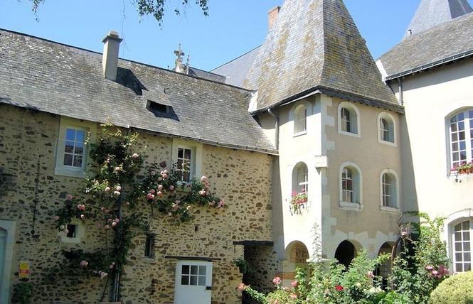 LA MAISON DU ROI RENÉ - SÉMINAIRES 1 - Saint-Denis-d'Anjou