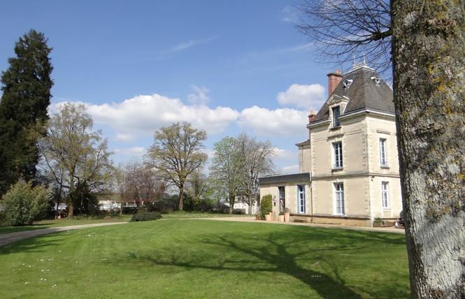LE PARC HÔTEL 1 - Château-Gontier-sur-Mayenne