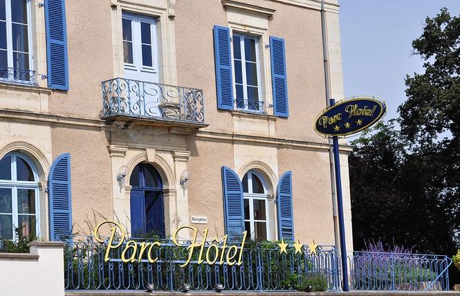 HOTEL LE PARC HOTEL & SPA 1 - Château-Gontier-sur-Mayenne