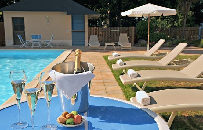 HOTEL LE PARC HOTEL & SPA 3 - Château-Gontier-sur-Mayenne
