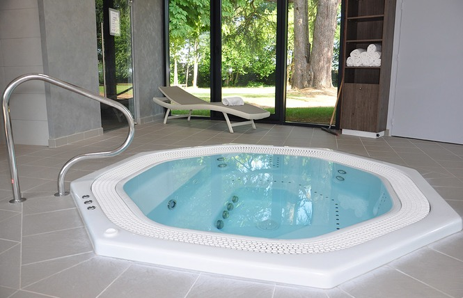 HOTEL LE PARC HOTEL & SPA 5 - Château-Gontier-sur-Mayenne