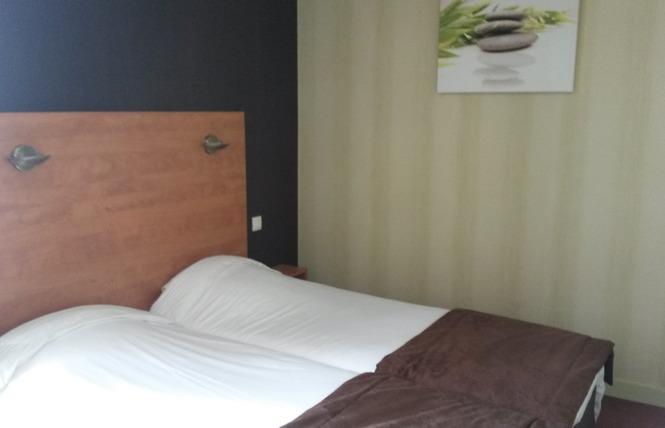 HOTEL-RESTAURANT LA CREPERIE DU CHATEAU 8 - Craon