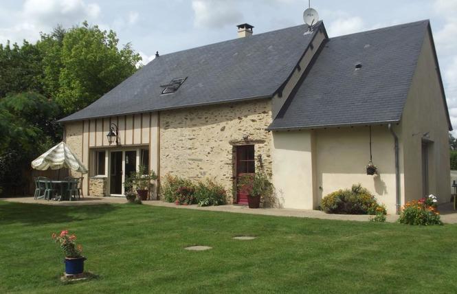 GITE LA  HÉRISSIÈRE 2 - Château-Gontier-sur-Mayenne
