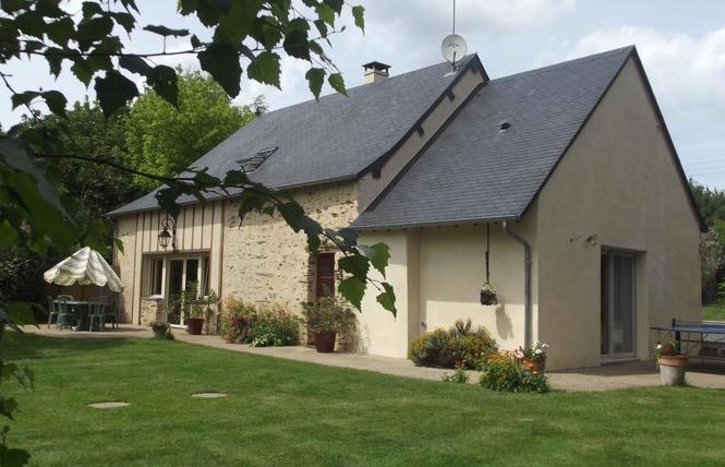 GITE LA  HÉRISSIÈRE 1 - Château-Gontier-sur-Mayenne