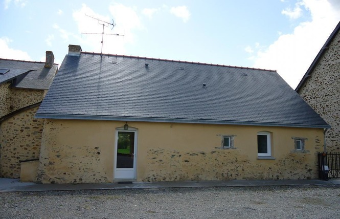 GÎTE DU BRÂME 1 - Courbeveille