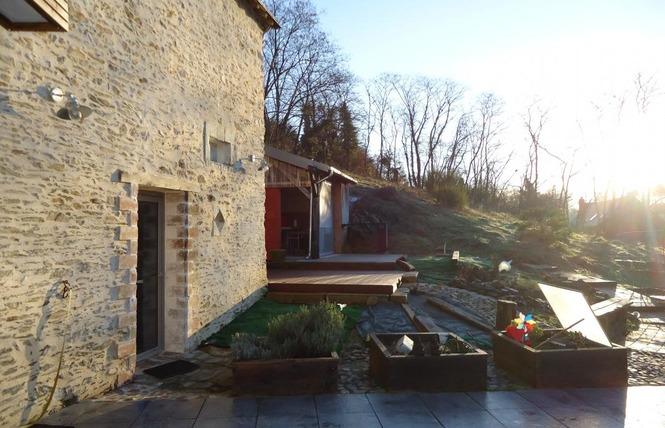 CHAMBRES D'HOTES LES PERRETTES 10 - Château-Gontier-sur-Mayenne