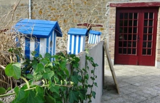 GÎTE DE GROUPE LE HAMEAU DE CYPRIEN 17 - Quelaines-Saint-Gault
