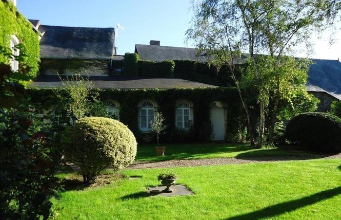 CHAMBRES D'HOTES LA MAISON DU ROI RENE 16 - Saint-Denis-d'Anjou