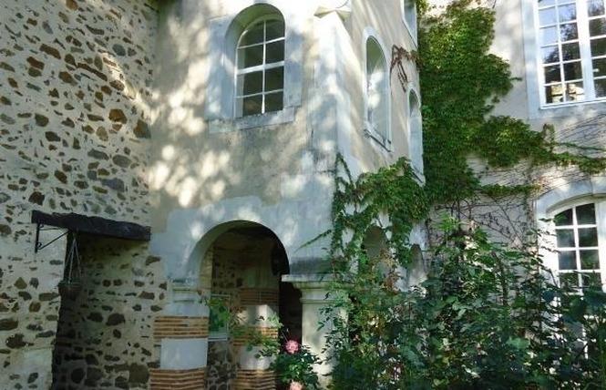 CHAMBRES D'HOTES LA MAISON DU ROI RENE 13 - Saint-Denis-d'Anjou